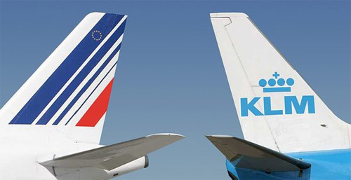 Air France-KLM økte overskuddet i fjor, men fortsetter arbeidet med å effektivisere selskapene.