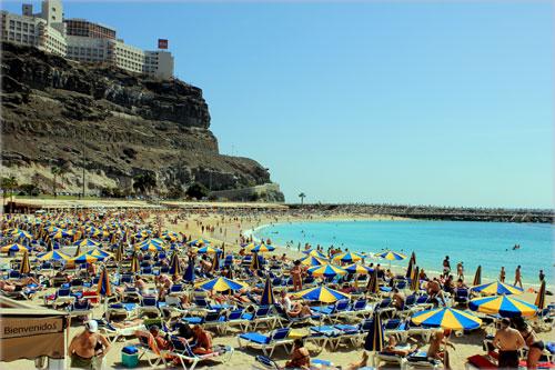 Gran Canaria er fortsatt nordmenns foretrukne vinterferiemål.