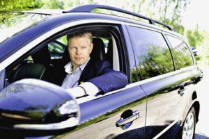 For Trygve Simonsen i Hertz er ikke tapte biler veldig utbredt, selv om problemet er tiltagende. (Foto: Hertz)