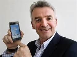 """Michael O'Leary vil lokke flere med dypere lommer gjennom sitt """"Always getting better""""-program, som blant annet tilbyr en egen app for bestillinger – og annet."""