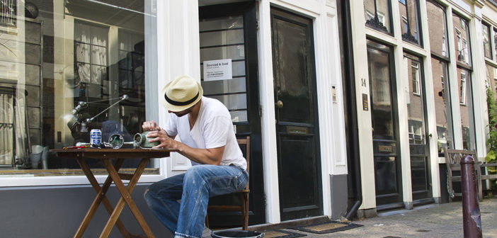 Amsterdam er blant byene Hotelschool The Hague mener Airbnb-utleie bidrar til å øke de sosio-økonomiske forskjellene. (Foto: Bjørn Moholdt)