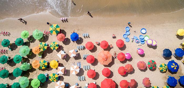 Mallorca er blant sommerens vinnere.