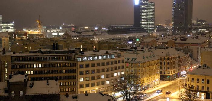 Som hotellby for forretningsreisende blir Oslo stadig billigere.