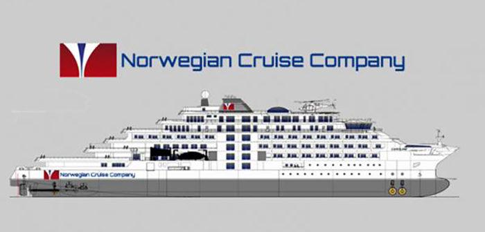 Nytt norsk cruiserederi