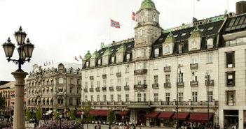 Grand Hotel i Oslo.