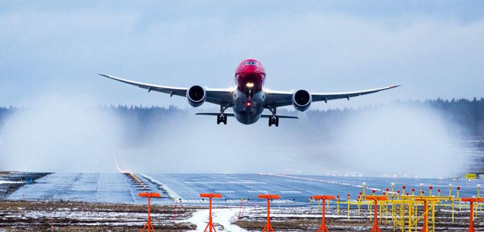 Norwegian fortsetter ekspansjonen, og mottar ni nye Drea,linere inneværende år. (Foto: David Peacock)