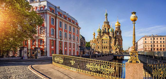 St Petersburg low