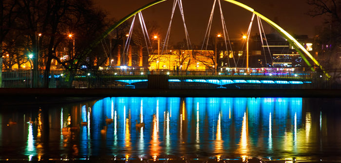 Kulturbyen Wroclaw, fra oktober 2017 tilgjengelig fra Torp. (Foto: Dreamstime)