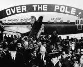 60 år over Nordpolen