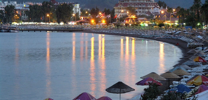 Tyrkia og feriesteder som Içmeler merker en betydelig inntektssvikt som følge av at besøkende i stedet nå drar til land som Kroatia og Bulgaria. (Foto: Bjørn Moholdt)