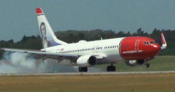Norwegian er blant flyselskapene som rammes av streiken i Berlin.