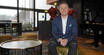 Quality Hotel Entry med hotelldirektør Kyrre Skoge i spissen åpner dørene til en ny look.  (Foto: Anders Nordheim Dahl)