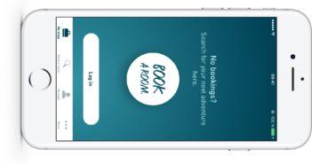 Nordic Choice Hotels nye app skal gjøre det enda enklere å booke med mobilen. (Foto: Nordic Choice Hotels)