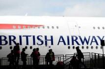 British Airways har allerede innført ansikts-skanning ved tre av gatene sine.