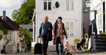 Bergen har fått økt oppmerksomhet Italia etter storfilmen Quo Vado?.
