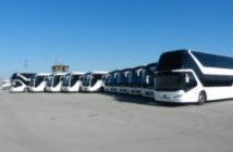 11 nye MAN Lion`s Coach og Neoplan busser skal leveres til H.M. Kristiansens Automobilbyrå.