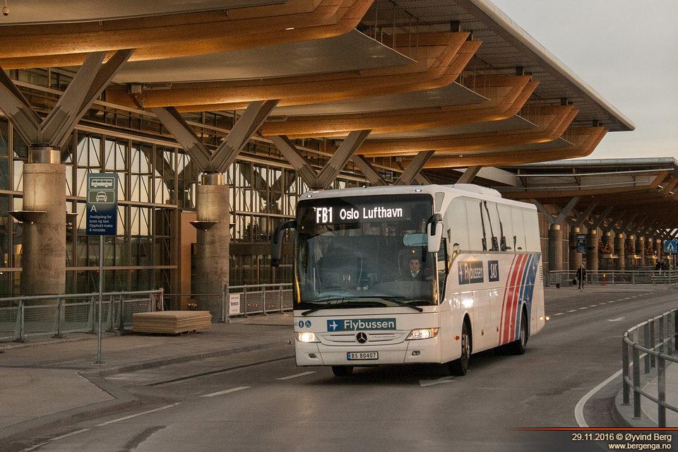 Buss Fra Bekkestua Til Gardermoen