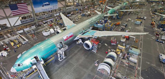Boeing med første kvartalsvise overskudd siden 2019