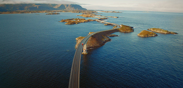 National Geographic med dokumentar fra Norge