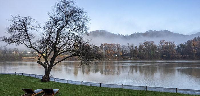 Karantenehotell for reisende fra Slovenia