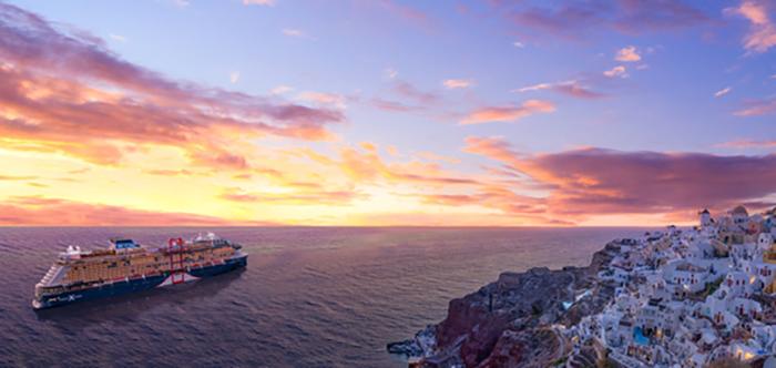 Celebrity Cruises satser stort på Europa i 2023